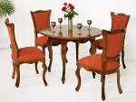 Round Extending Dining Table – 2066