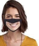 Masques Transparent, Réutilisable, Lavable