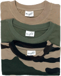 Pack De 3 T-Shirts Dont 1 Camo
