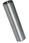 Taper pins with internal thread