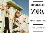 DESIGUAL&ZARA KIDS COLLECTION