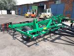 Pre-sowing cultivator