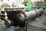 Pump in hydraulic test 3500kg height 5800mm