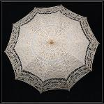 Handcrafted, cour de style occidental, mariages, dentelle, m