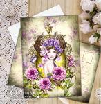 Taureau – Carte Postale Signe Astrologique | Carte d'Art