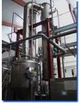 Malt concentration unit