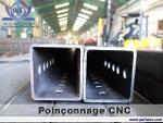 Poinçonnage CNC