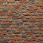 Rustic Brick Panels