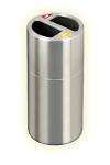 Abfallbehälter Inside