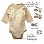 Ropa orgánica para bebés