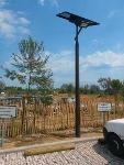 Lampadaire solaire Smartlight 4m