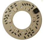 Power electronic circuits on an aluminium base