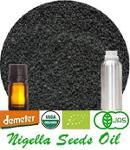 100% Pure Natural Black Cumin Seed Oil