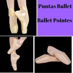 Puntas para Ballet