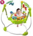 Rainforest Jumperoo Baby Jumper Walker Bouncer Activity-Seat