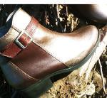 Calzados fabricados en España de forma artesanal.