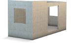 Upcrete® Room Modules