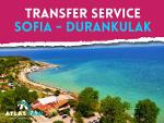 Private Transfer Taxi from Sofia to Durankulak