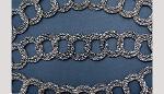 semilavorato placcato argento per bigiotteria