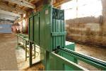 Брусовальный станок для тонкомера СРТ240