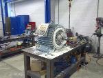 Révision moteur à cage