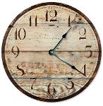 Wooden Printed Wall Clock