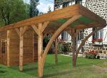 France abris catalogue et liste de produits france abris for Arc de jardin en bois