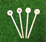 Custom coffee/tea sticks