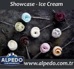 Alpedo Showcase Ice Cream