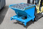 Schwerlast-Kippbehälter Typ SK, Anbaugerät für Gabelstapler