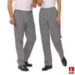 Pantalon de cuisinier élastique