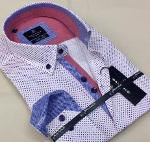 Designer men's shirts production