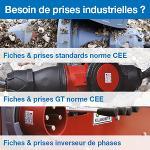 Prises industrielles