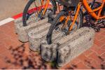 Bike rack Model 166