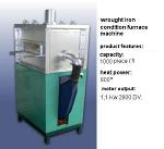 Wrought Iron Condition furnace Machine