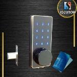 CE Certificate Card Key Household Password Door Lock