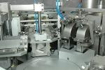 800 Series brick forming & wrapping machines