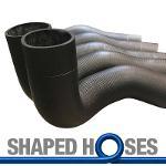 Shaped Hoses