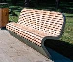 "Bench ""Fly"" (without an embedded plate)"