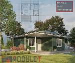 Two Bedroom Prefabricated Houses