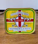 Ventrèsche de Thon rouge sous huile