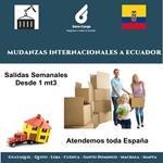 Mudanzas a Ecuador