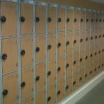 Fire Rated Lockers