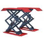 Modena Pont double ciseaux à poser sur le sol 3T