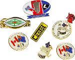 Insignes & Tie clip