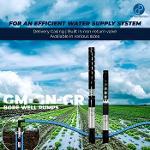 Bore well pumps Cast iron / Bombas de Pozo FORJA