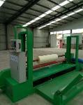 Round Foam Block Cutting Machine