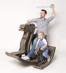 ROCKING CHAIRS for KIDS and ADULTS