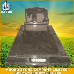 blue granite headstone HBMAU013