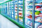 Stretch films for frozen produce